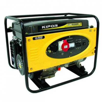 Generator curent electric Kipor KGE 6500 X3