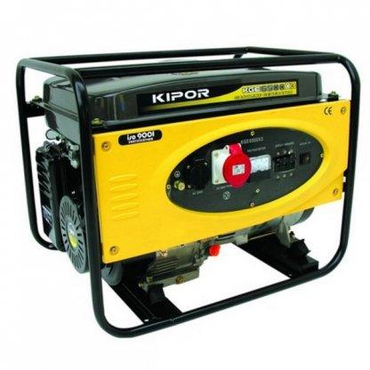 Generator curent electric Kipor KGE 6500 X3