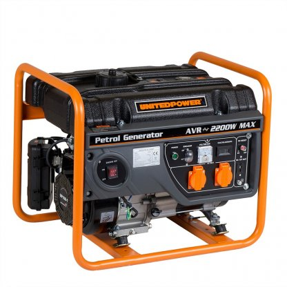 Generator curent electric pe benzina Stager GG 2800
