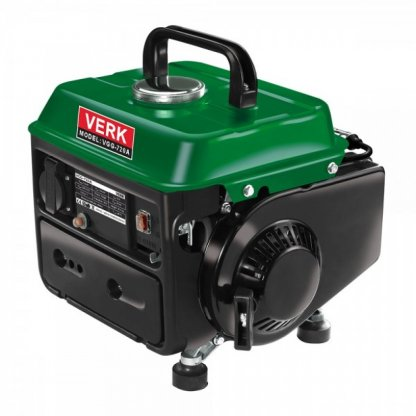 Generator Curent Electric pe Benzina -Verk VGG-720A