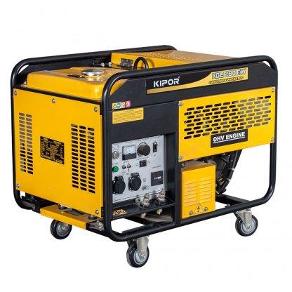 Generator pentru sudare Kipor KGE 280 EW
