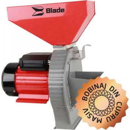 Moara electrica pentru cereale, legume si fructe Blade - model C 2,7 kW