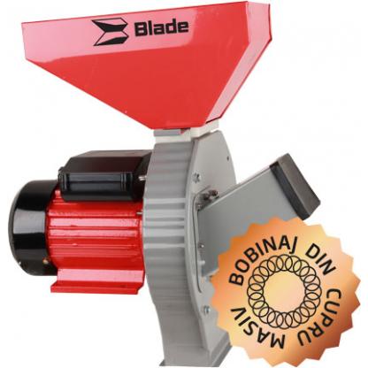 Moara pentru cereale si furaje Blade - model A - 2,7 kW