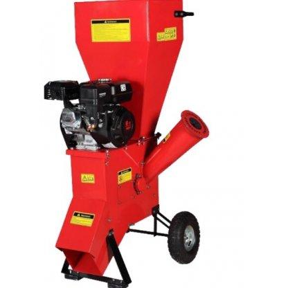 Tocator Crengi si Resturi Vegetale - motor benzina 6,5 CP
