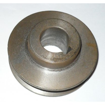 Fulie pentru motor electric 24mm int, 73 mm ext