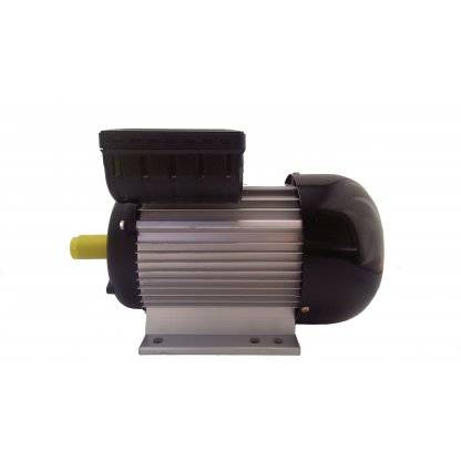 Motor electric monofazat 4 Kw, 3000 Rpm Gospodar - Carcasa din Aluminiu (Bobinaj Cupru)