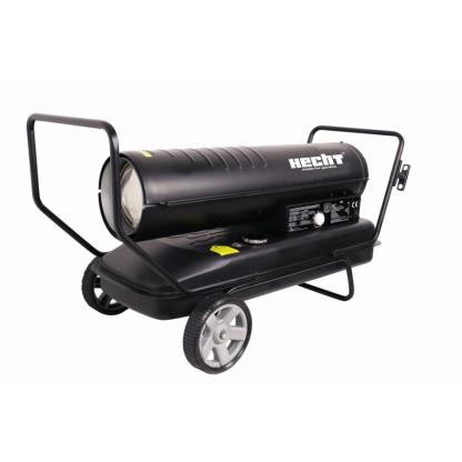 Tun de caldura - Turbina diesel cu aer cald cu roti si manere Hecht 3039