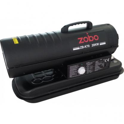 Tun de caldura pe Motorina Zobo ZB-K70