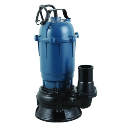 Pompa submersibila apa murdara WQCD10-10-3.0 kW cu tocator, fara plutitor