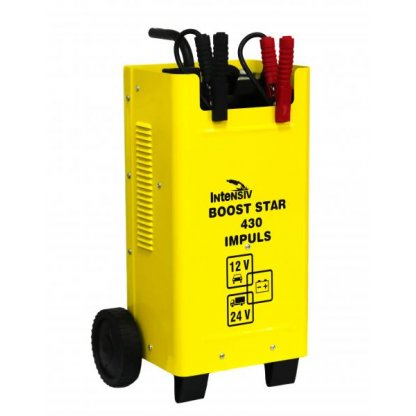 Robot si redresor auto BOOST STAR 430