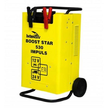 Robot si redresor auto BOOST STAR 530