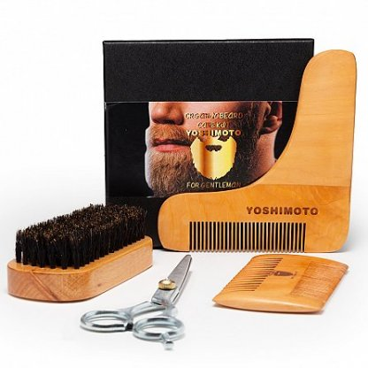 "Set barber YOSHIMOTO ""Nature power"""